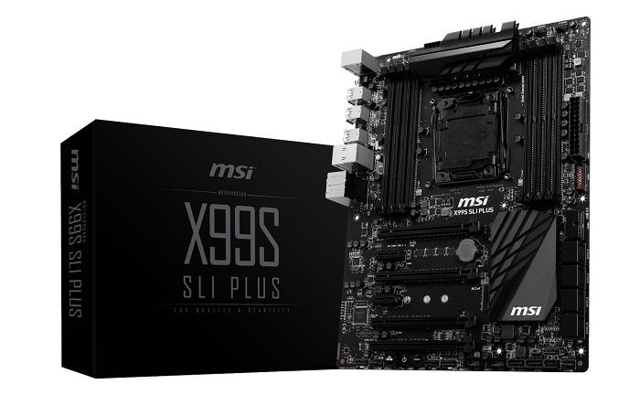 Érkezhet az MSI X99S SLI Plus