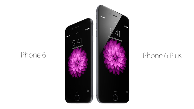 Hivatalosan is bemutatták az Apple iPhone 6-ot!