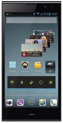 concorde smartphone 5005 nfc okostelefon