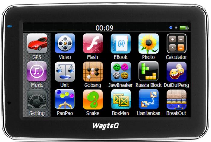 Megnövelt teljesítmény, itt a WayteQ X880 GPS