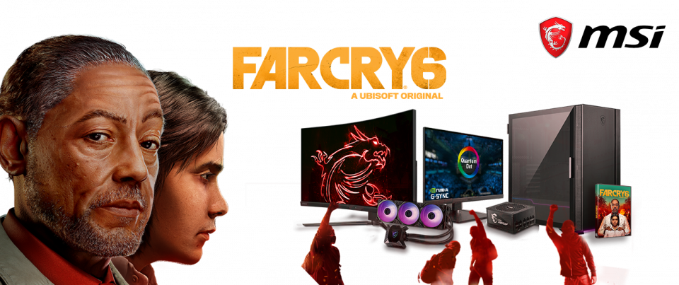 MSI Far Cry 6