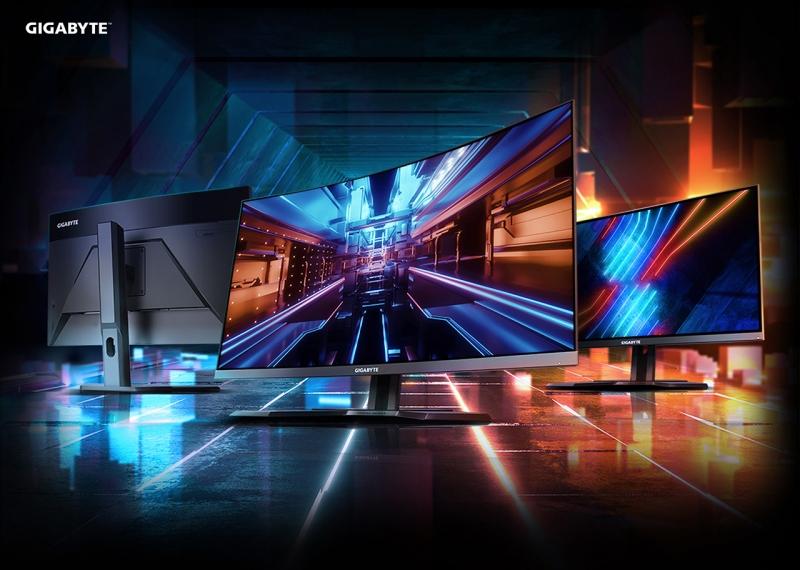 Három gamer monitor a Gigabyte-tól
