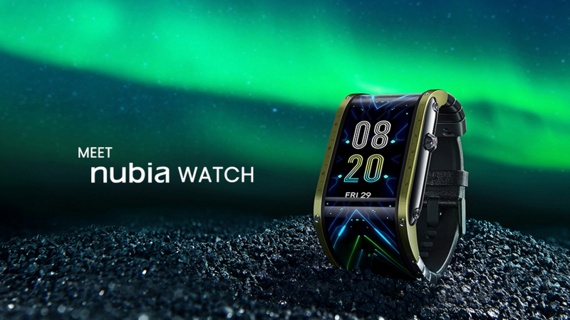 Meghódítja a nyugatot a Nubia Watch