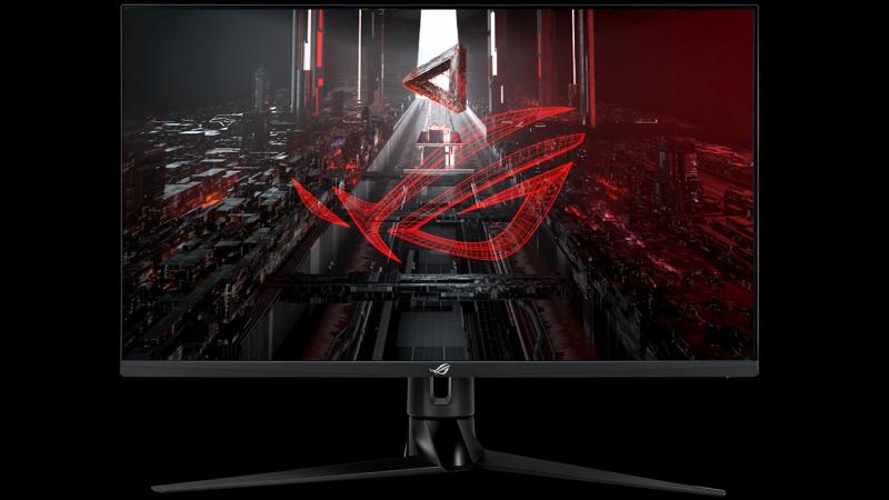 TV méretű 4K-s monitort mutatott az ASUS
