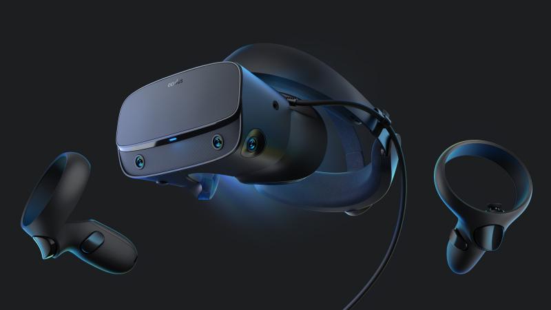 Kifutóban az Oculus Rift S?