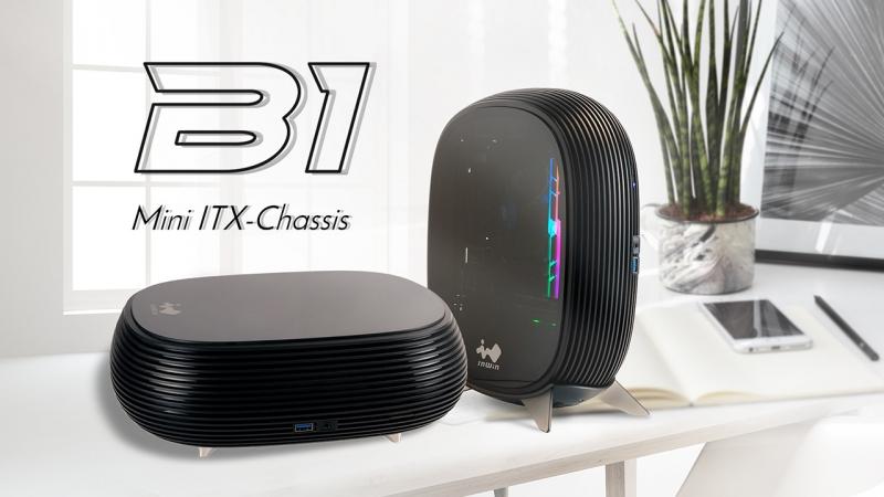 Design és kompromisszum az InWin B1 ház