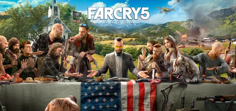 Nyolcadik frissítését kapta a Far Cry 5
