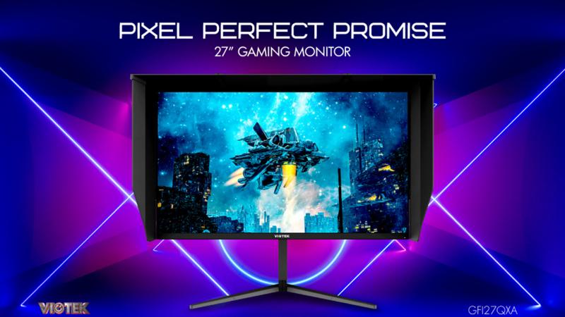 4K-s és még gyors is a Viotek új monitorja