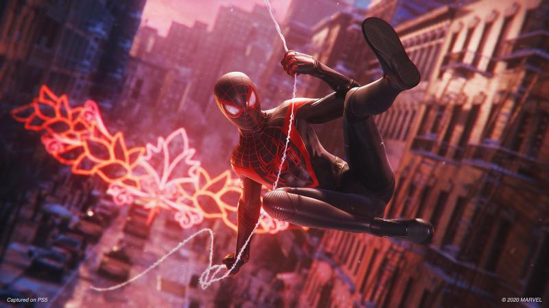 Új előzetesen a Spider-Man: Miles Morales