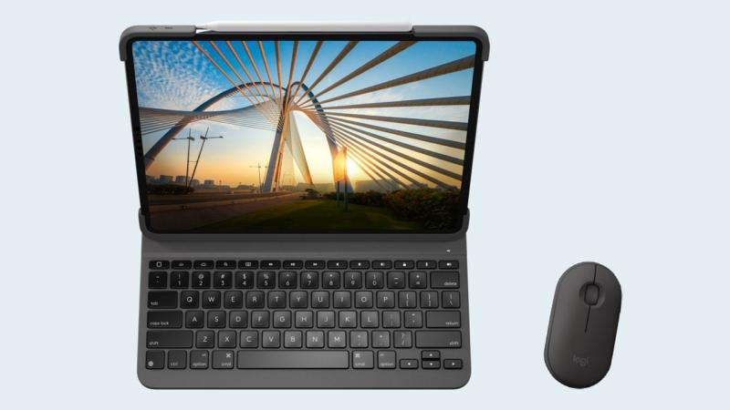 Új iPad Próhoz új billentyűzet és egér dukál