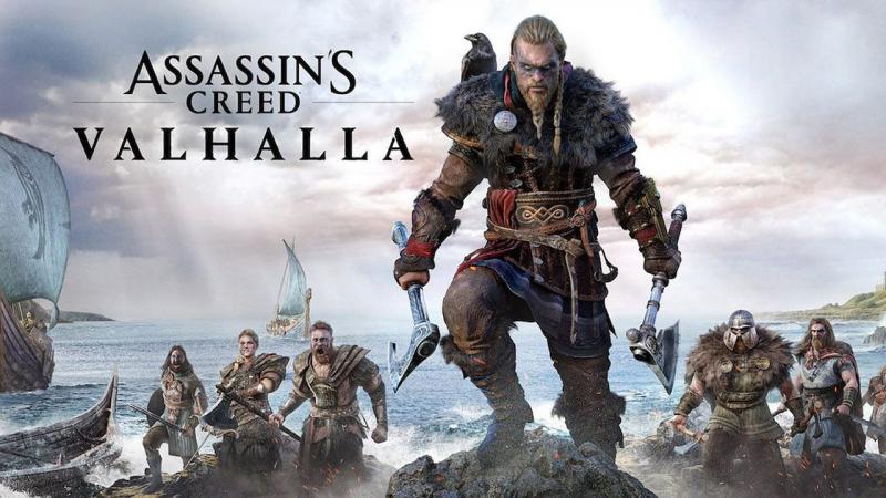Aranylemezre került az Assassin's Creed Valhalla