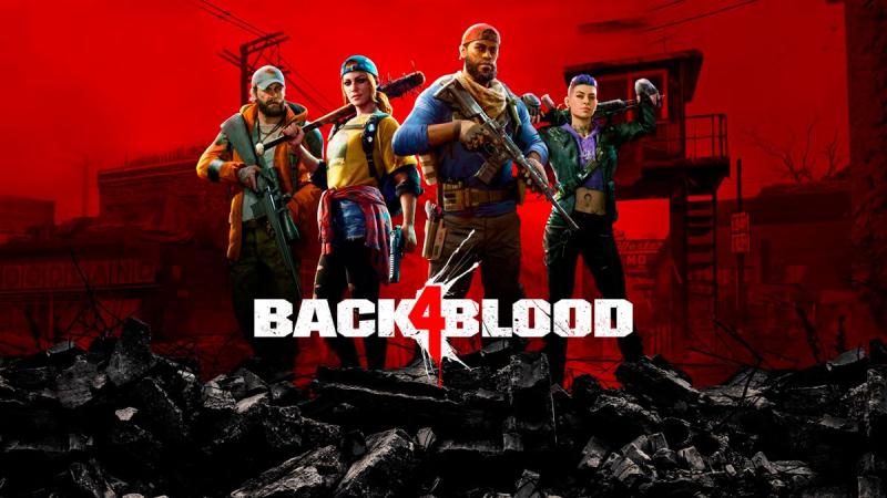 Saját trailert kapott a Back 4 Blood kampánya