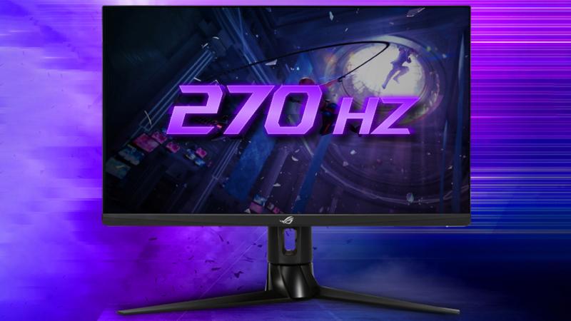 Újabb szupergyors gamer monitor az ASUS-tól