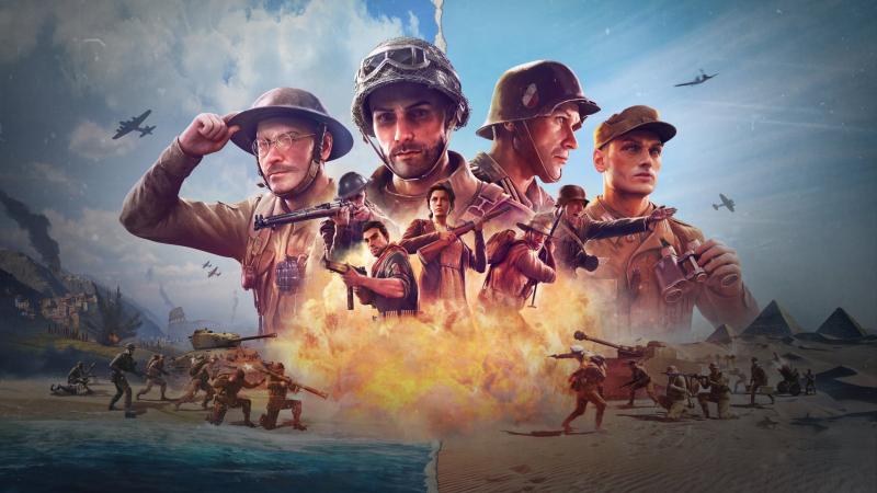 Új videókban mutatja meg magát a Company of Heroes 3