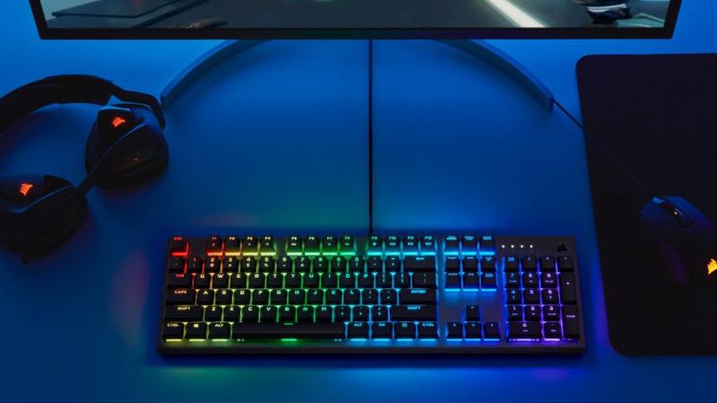 Faragtak a Corsair K100 RGB árából és tudásából, így született meg a K60 RGB Pro