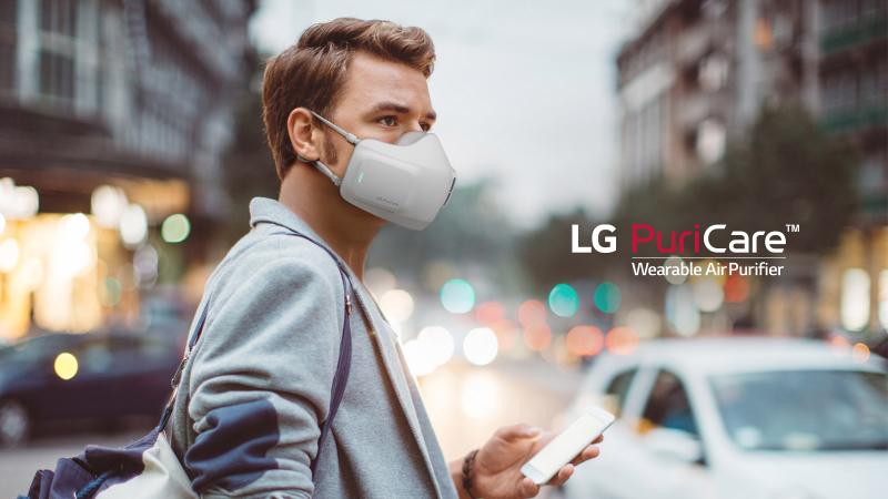 Az LG is beszáll az okosmaszkok piacára