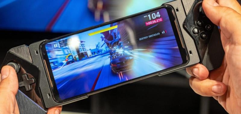 Debütált az ASUS ROG Phone II