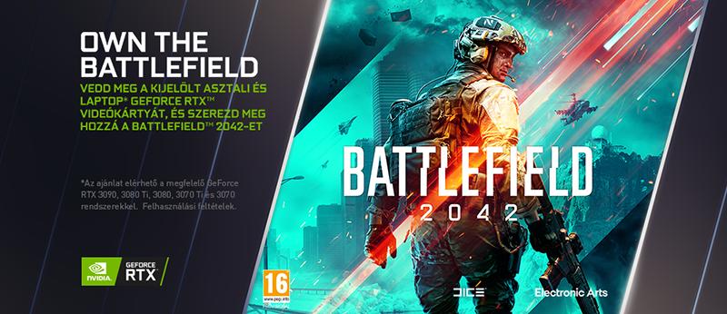 GeForce RTX Battlefield 2042 Bundle