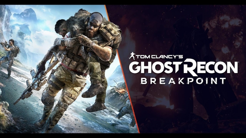 Megjelent a Tom Clancy's Ghost Recon Breakpoint