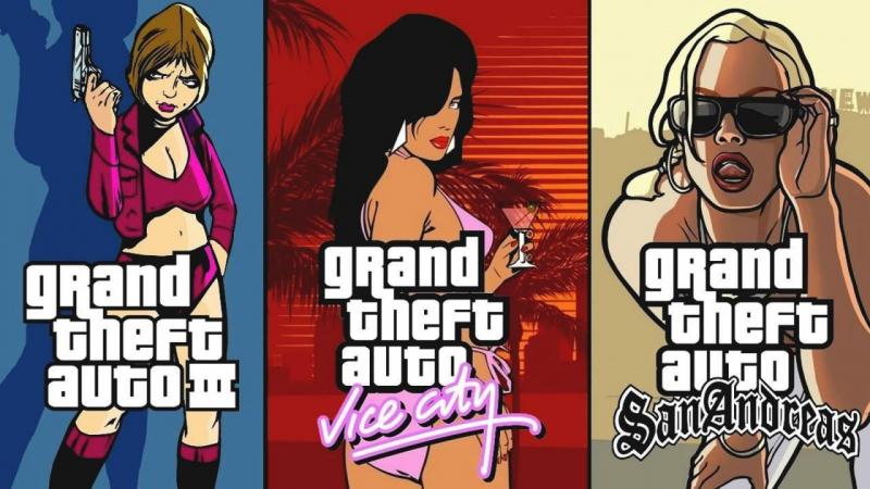 Hivatalos, jön a GTA: The Trilogy – Definitive Edition