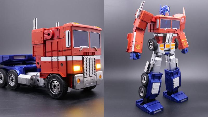 Mostantól minden gyerek ilyet akar majd: magától alakul át az új Transformers figura