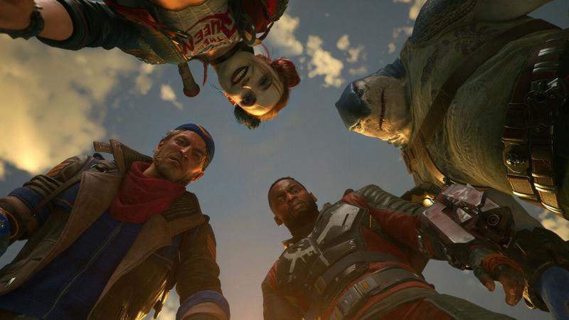 Látványos trailert kapott a Suicide Squad: Kill the Justice League