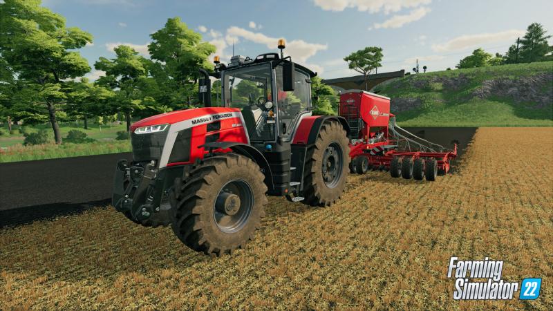 Bemutatkozott a Farming Simulator 22
