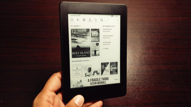Ötödik generációjához ért az Amazon Kindle Paperwhite