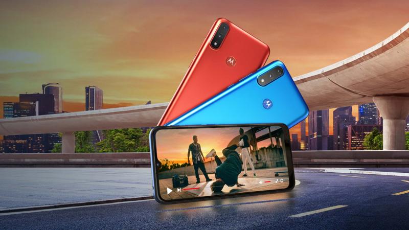 Napokon belül megérkezik a Motorola Moto E7 Power