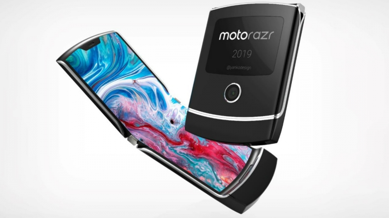 Dátumot kapott a Motorola Razr