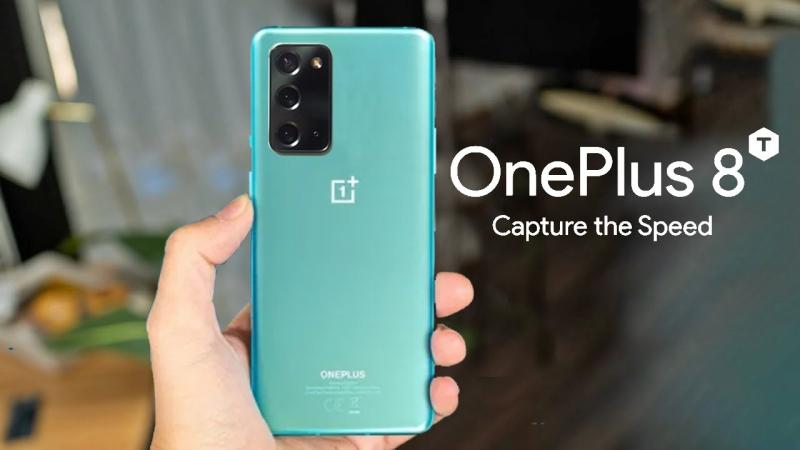 Új bemutatót kapott a OnePlus 8T