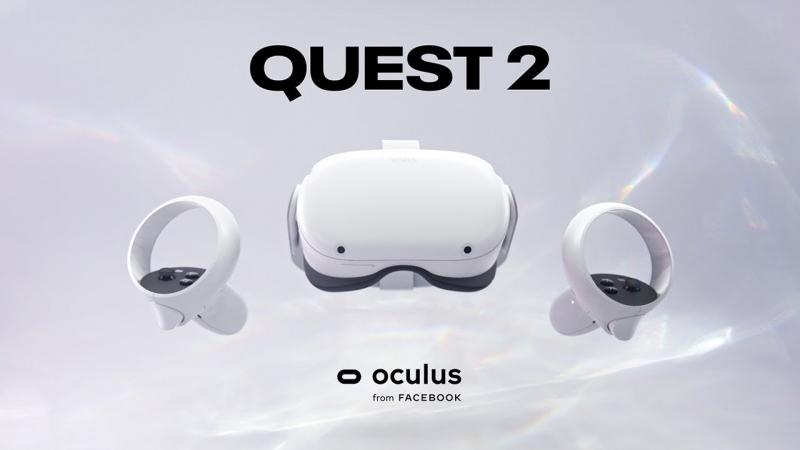 Immár hivatalos az Oculus Quest 2