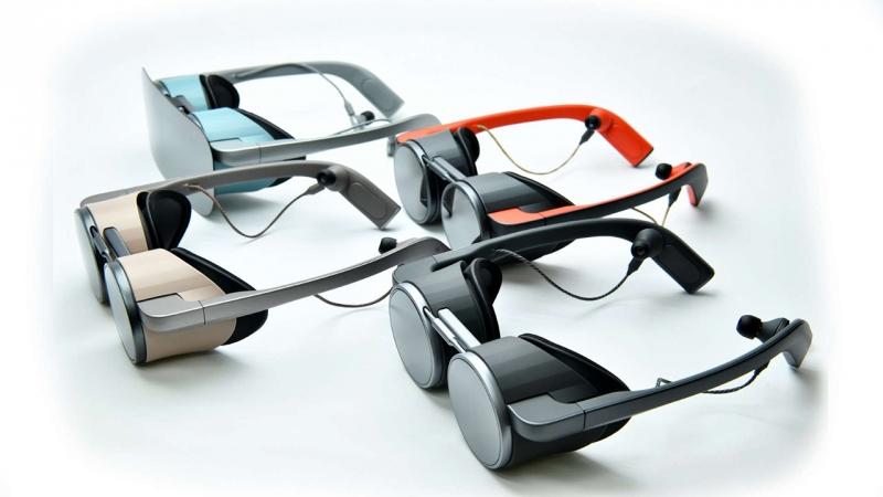 A Panasonic is VR-szemüveget mutatott be a CES-en