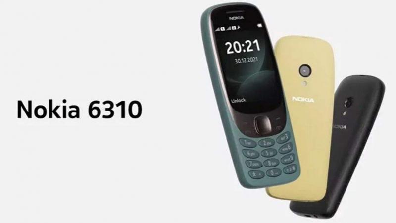 A Nokia feltámasztja a 6310-est