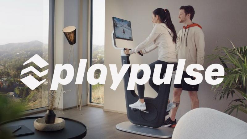 Videojátékkal ösztönöz több mozgásra a Playpulse ONE