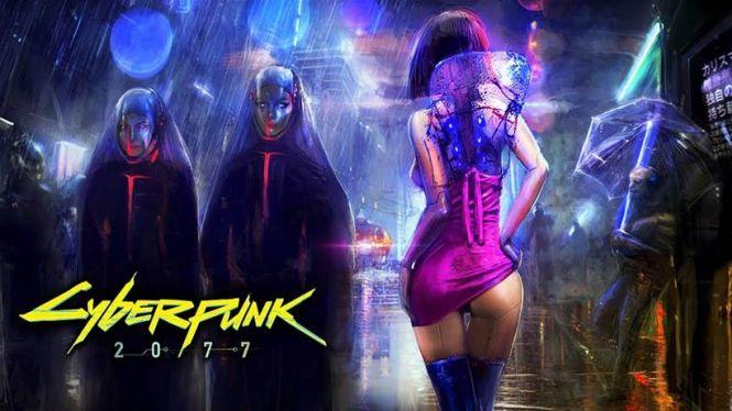Idő előtt kikerült a Cyberpunk 2077 lemeze