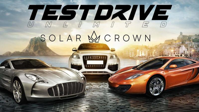 Új előzetesen a Test Drive Unlimited Solar Crown